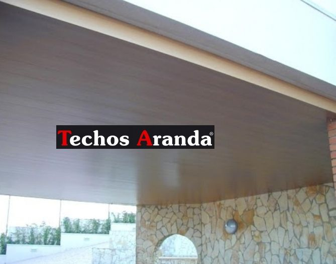 Ofertas económicas techos aluminio acústicos decorativos