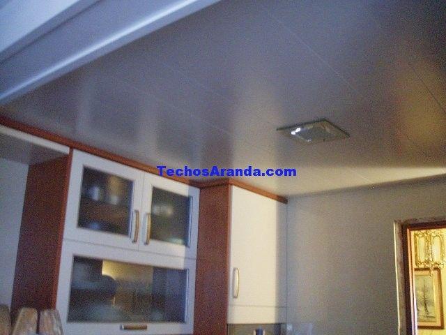 Ofertas económicas techos de aluminio acústicos para cocinas