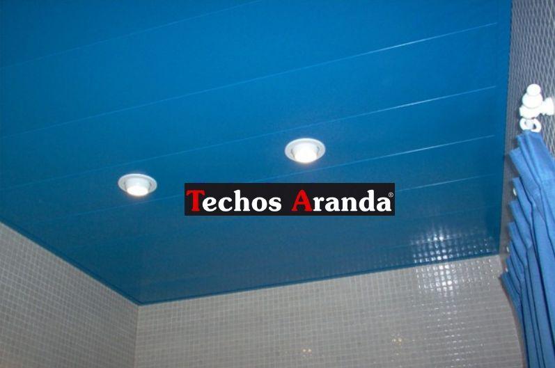 Ofertas economicas techos de aluminio desmontables decorativos