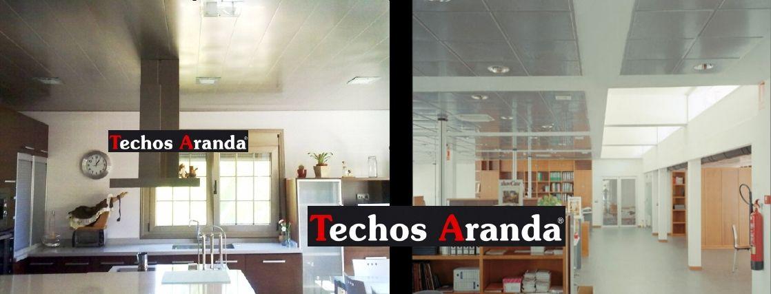 Ofertas económicas techos de aluminio registrables decorativos para cocinas