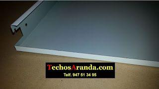 Ofertas instaladores de techos de aluminio acústicos decorativos