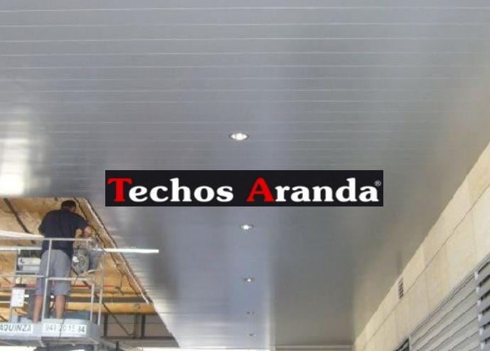 Ofertas ofertas techos aluminio registrables decorativos