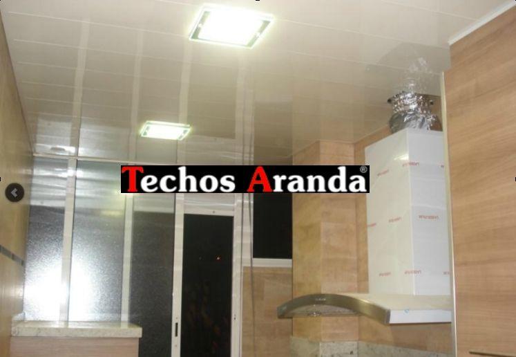 Ofertas techos de aluminio acústicos decorativos para cocinas