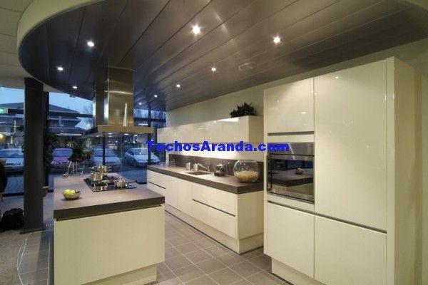 Ofertas techos de aluminio acústicos para cocinas
