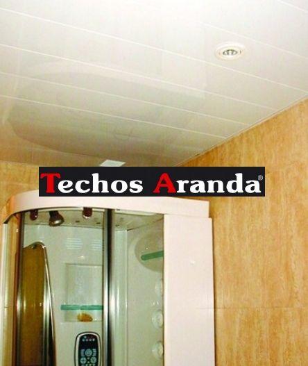 Ofertas techos de aluminio desmontables decorativos para baños