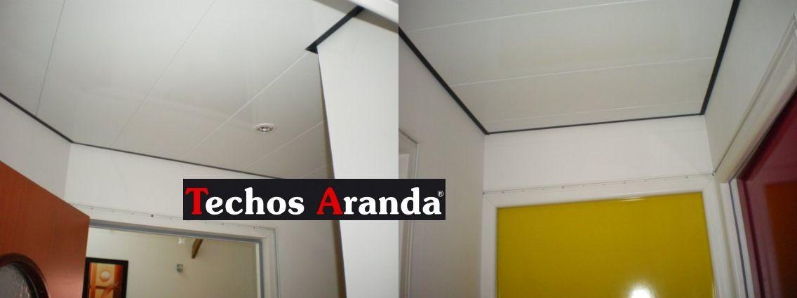 Ofertas techos de aluminio registrables decorativos para baños
