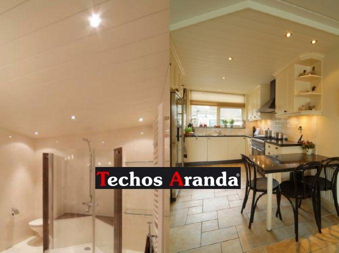 Ofertas techos de aluminio registrables decorativos para cocinas