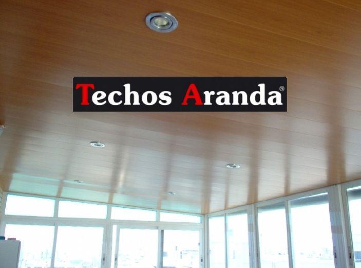 Pagina web de empresa techos aluminio acústicos
