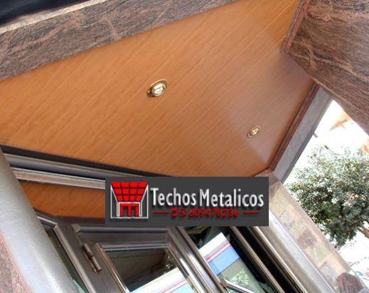 Pagina web de falsos techos aluminio lacados
