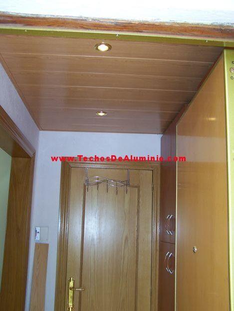 Pagina web de montadores techos de aluminio acústicos