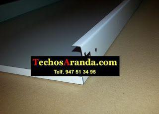 Pagina web de ofertas techos aluminio acústicos decorativos