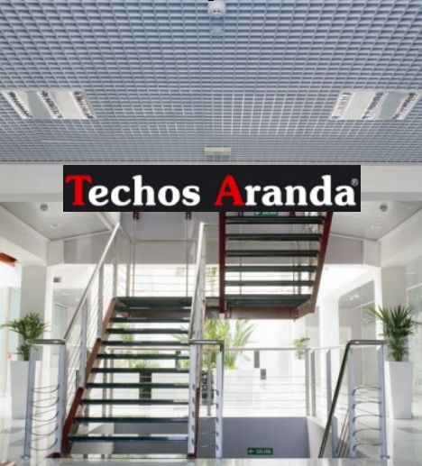 Pagina web de ofertas techos aluminio acústicos