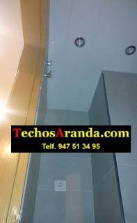 Pagina web de techos de aluminio acústicos decorativos para baños