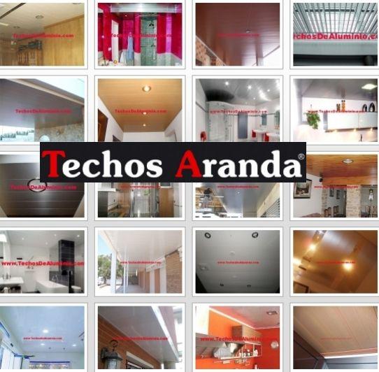 Pagina web de techos de aluminio acústicos decorativos para cocinas