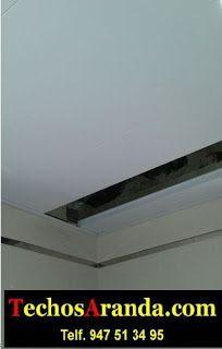 Precio anticrisis falsos techos aluminio acústicos decorativos
