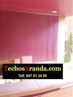 Precio anticrisis montaje techos aluminio acústicos decorativos