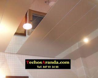 Precio anticrisis techos de aluminio acústicos decorativos para baños