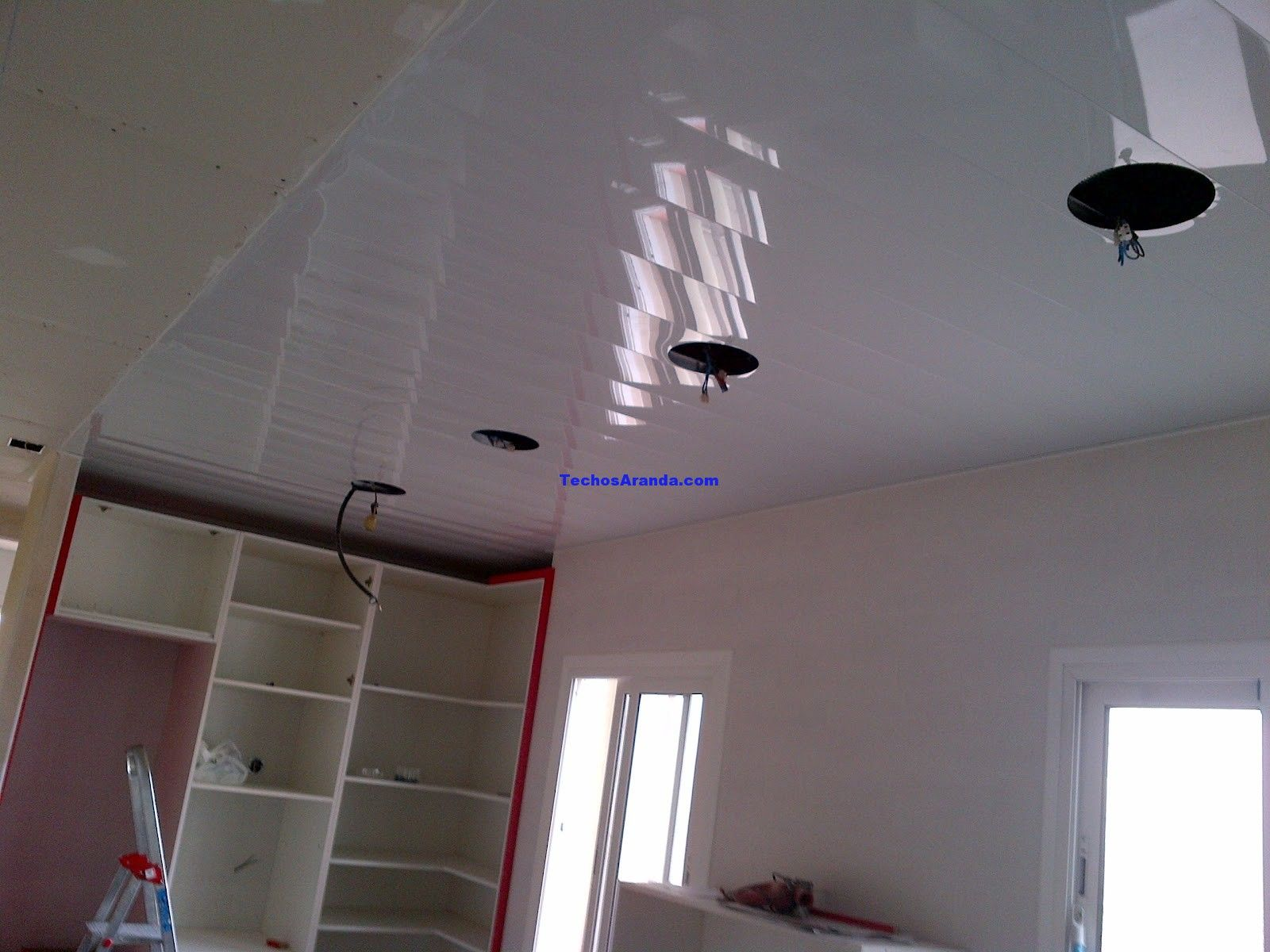 Precio anticrisis techos de aluminio acústicos para cocinas