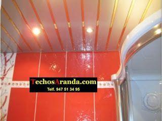 Precio anticrisis techos de aluminio desmontables decorativos para baños