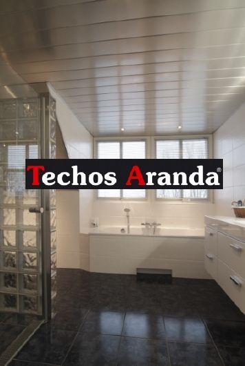 Precio de ofertas techos aluminio registrables decorativos