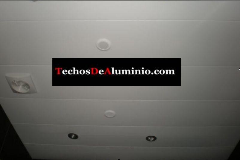 Precio de techos de aluminio acústicos decorativos para baños
