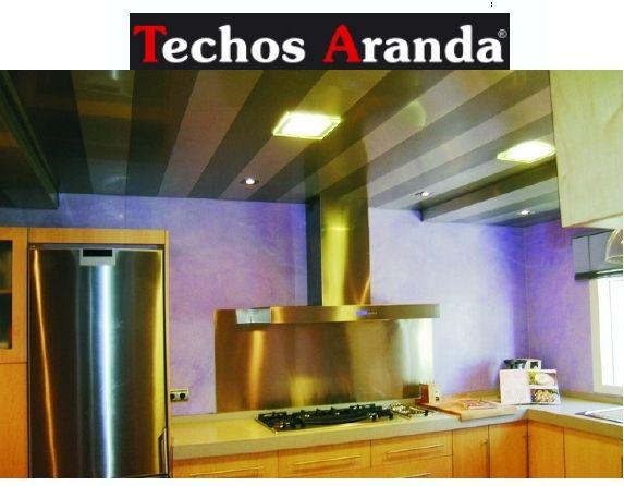Precio de techos de aluminio acústicos decorativos para cocinas