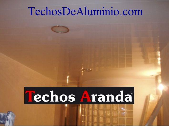 Precio de techos de aluminio registrables decorativos para baño