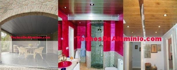 Precio de venta techos de aluminio acústicos decorativos