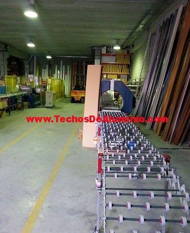 Precio económico de empresa techos aluminio acústicos