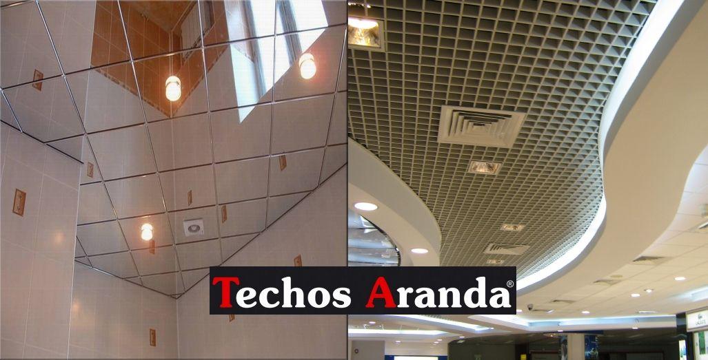 Precio económico venta techos de aluminio registrables decorativos