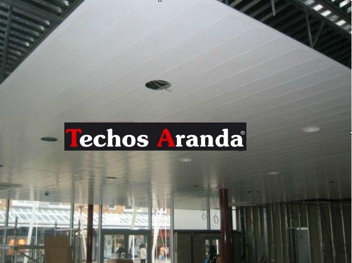 Precio económico de instaladores de techos de aluminio acústicos