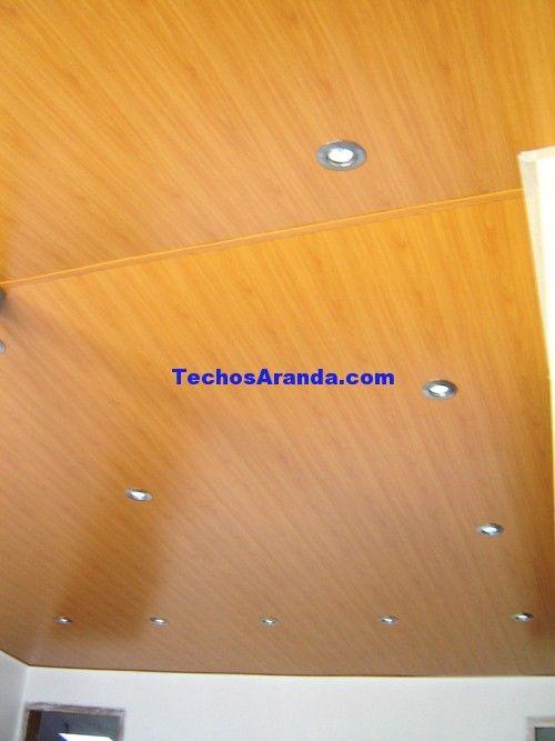 Precio económico de techos de aluminio acústicos decorativos para cocinas