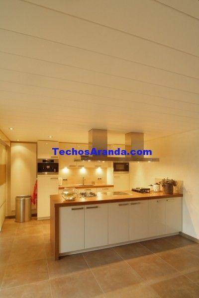 Precio económico de techos de aluminio acústicos para cocinas