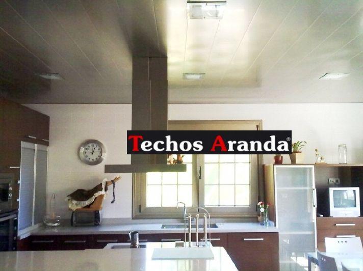 Precio económico de techos de aluminio registrables decorativos para cocinas