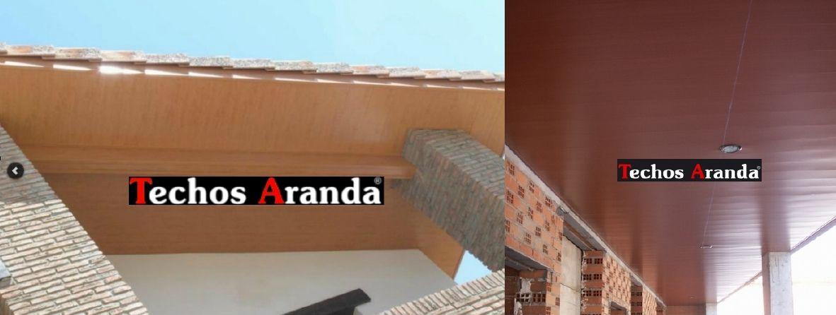 Precio económico falsos techos aluminio registrables decorativos
