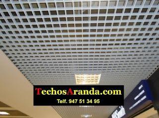 Precio económico ofertas techos aluminio acústicos decorativos