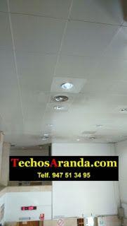 Precio económico techos de aluminio acústicos decorativos para baños