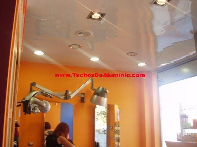 Precio económico venta techos de aluminio acústicos
