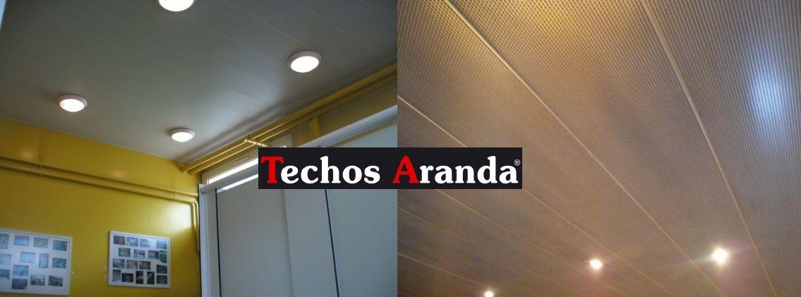 Precio instaladores de techos de aluminio registrables decorativos