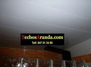 Precio montaje techos aluminio registrables decorativos
