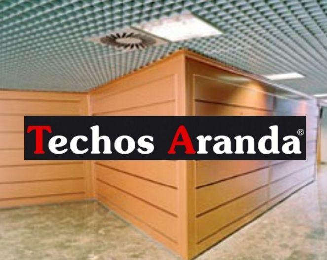 Precio ofertas techos aluminio registrables decorativos