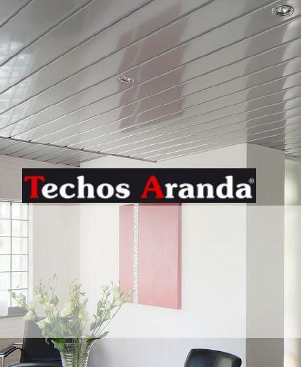 Precio techos de aluminio acústicos decorativos