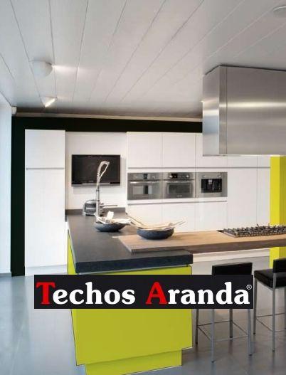 Precios anticrisis ofertas techos aluminio registrables decorativos