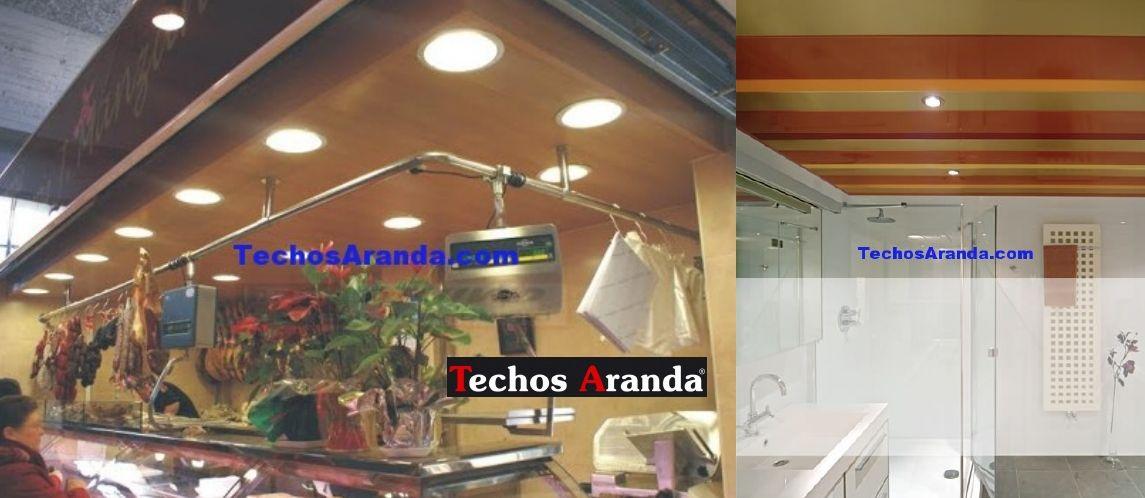 Precios económicos empresa techos aluminio acústicos decorativos