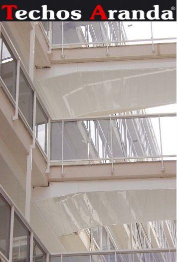 Precios económicos montajes techos aluminio decorativos