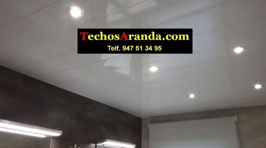 Precios económicos montajes techos de aluminio lacados