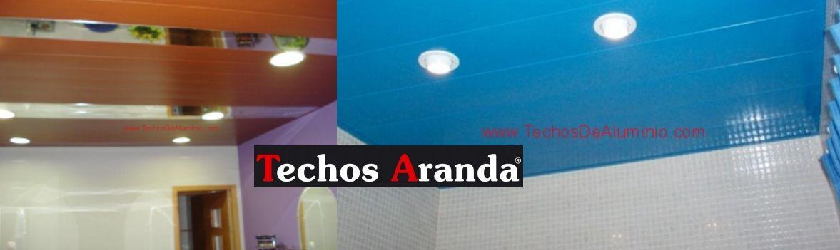 Precios económicos techos de aluminio acústicos para baños