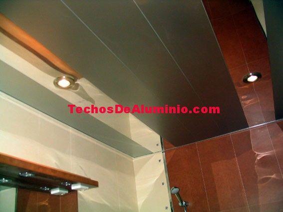 Precios económicos techos de aluminio registrables decorativos