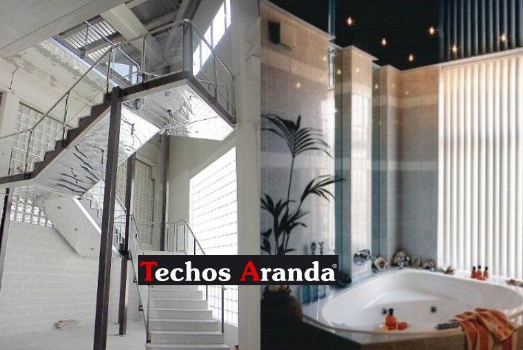 Precios empresa techos aluminio acústicos decorativos