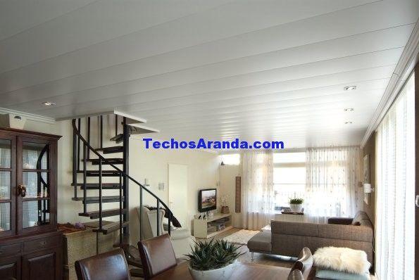 Precios empresa techos aluminio acústicos
